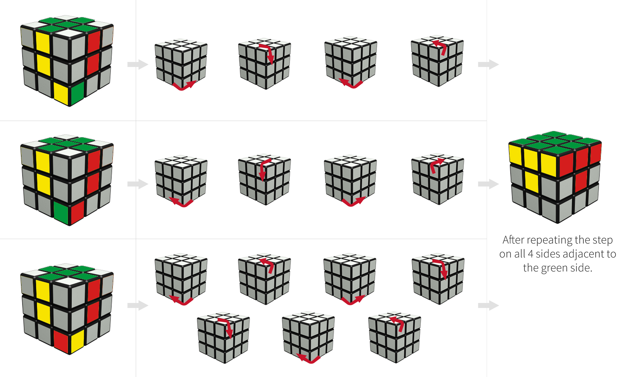 ba2d801f3c0f How to Solve a Rubik s Cube - Pictures for Beginners!